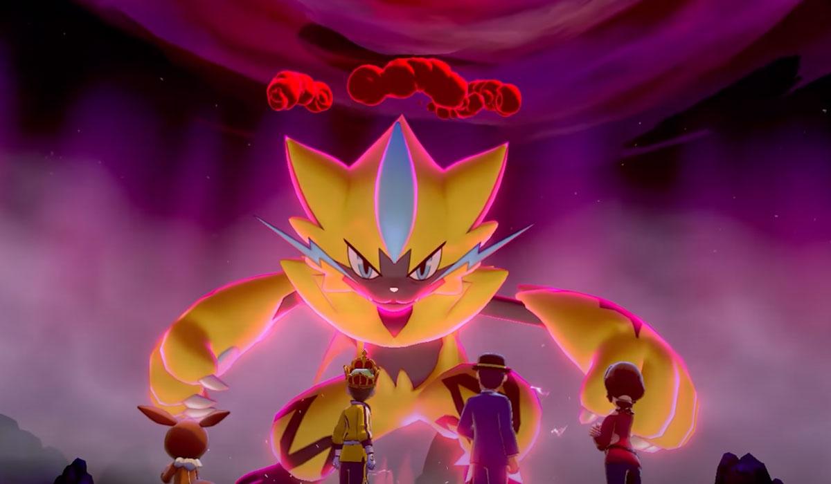 Comment obtenir un Zeraora brillant gratuit dans Pokemon Sword & Shield