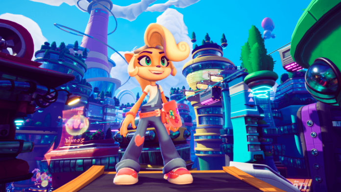 Crash Bandicoot 4: It's About Time officiellement dévoilé, à venir le 2 octobre sur Xbox One, PS4