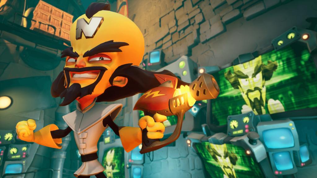 Crash Bandicoot 4: il est temps