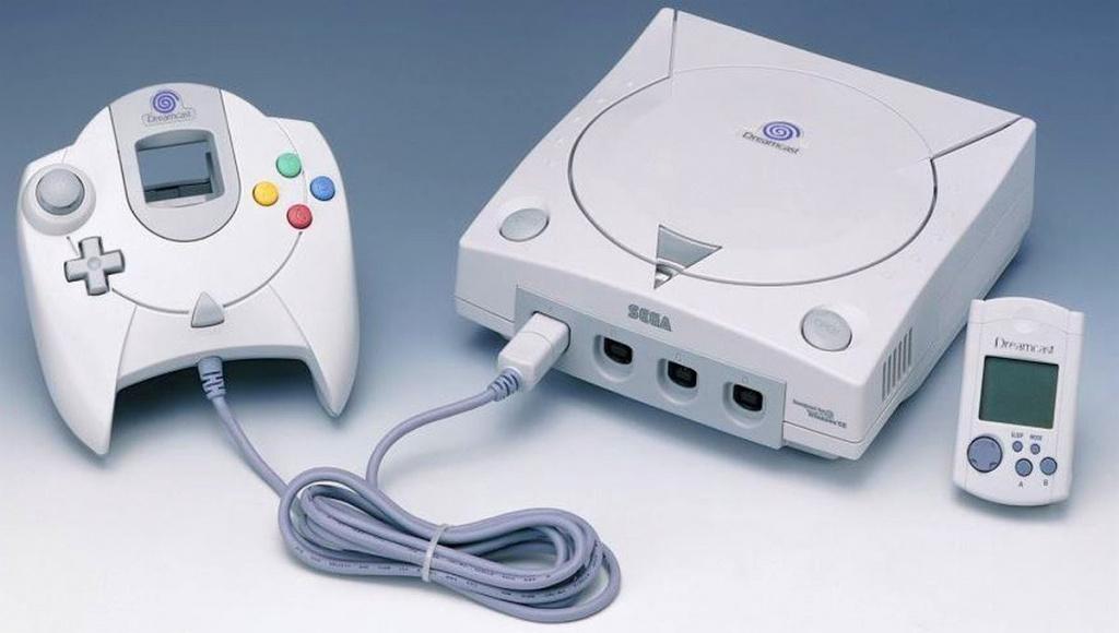 SEGA dreamcast 2 nouvelle console