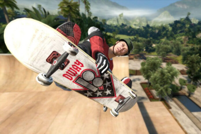 Electronic Arts annonce enfin un nouveau jeu de skate