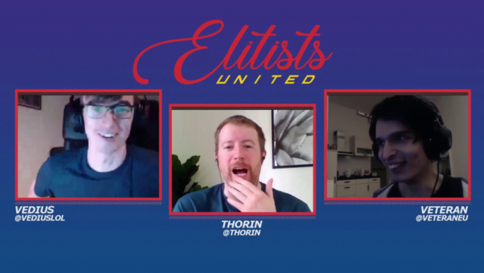 Thorin Veteran the elitists league of legends podcast