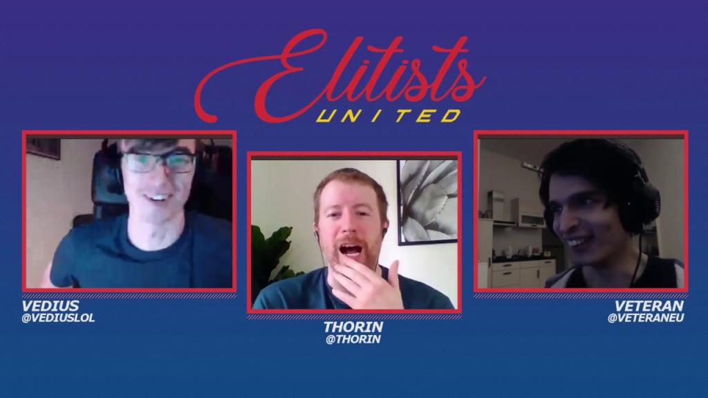 Podcast de Thorin Veteran The Elitists League of Legends