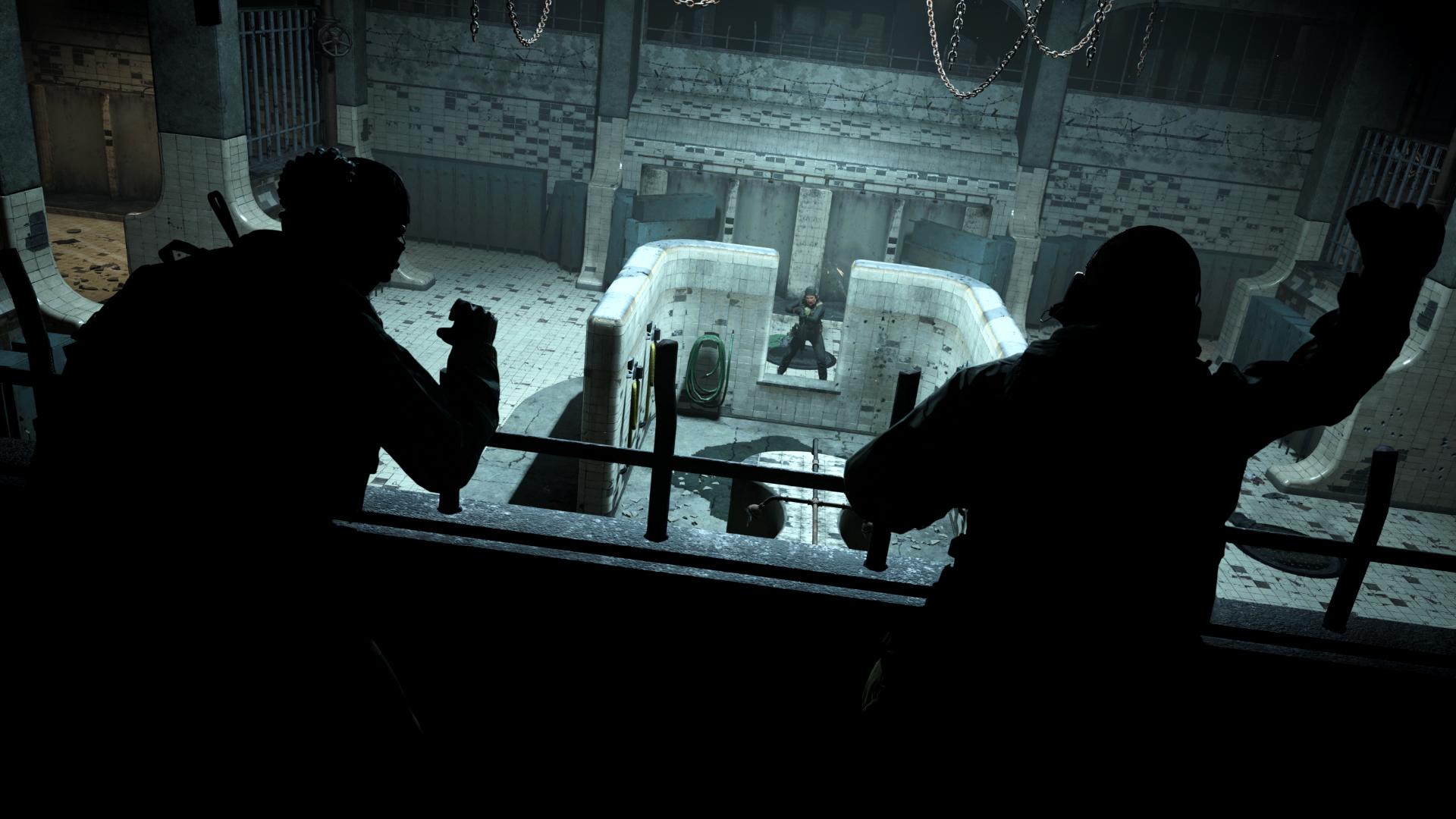 Événement de jailbreak de Call of Duty Warzone