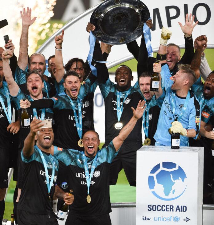 FIFA 20 reçoit Soccer Aid World XI spécial; voici comment l'obtenir