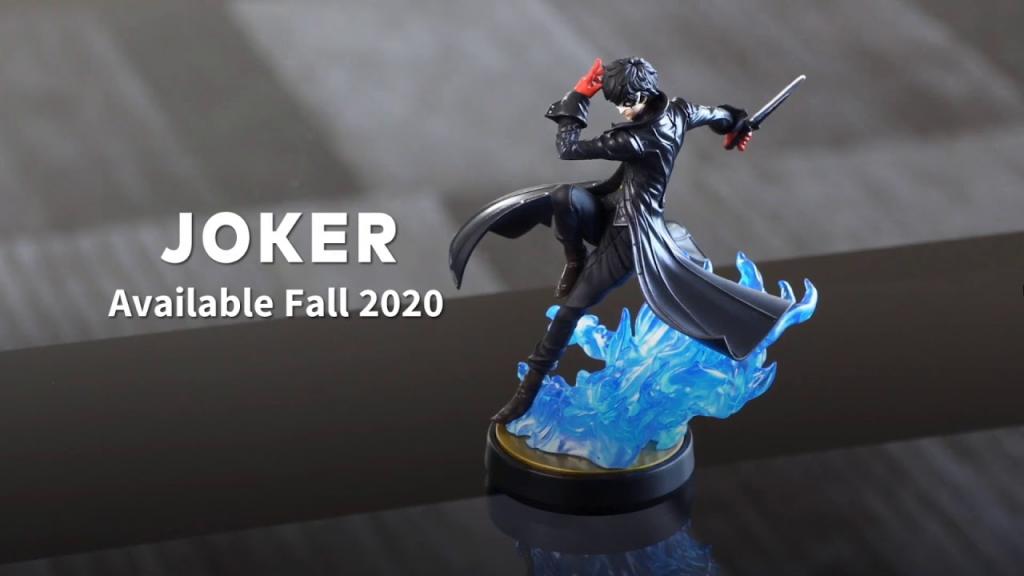 Date de sortie de la figurine Smash Ultimate Joker
