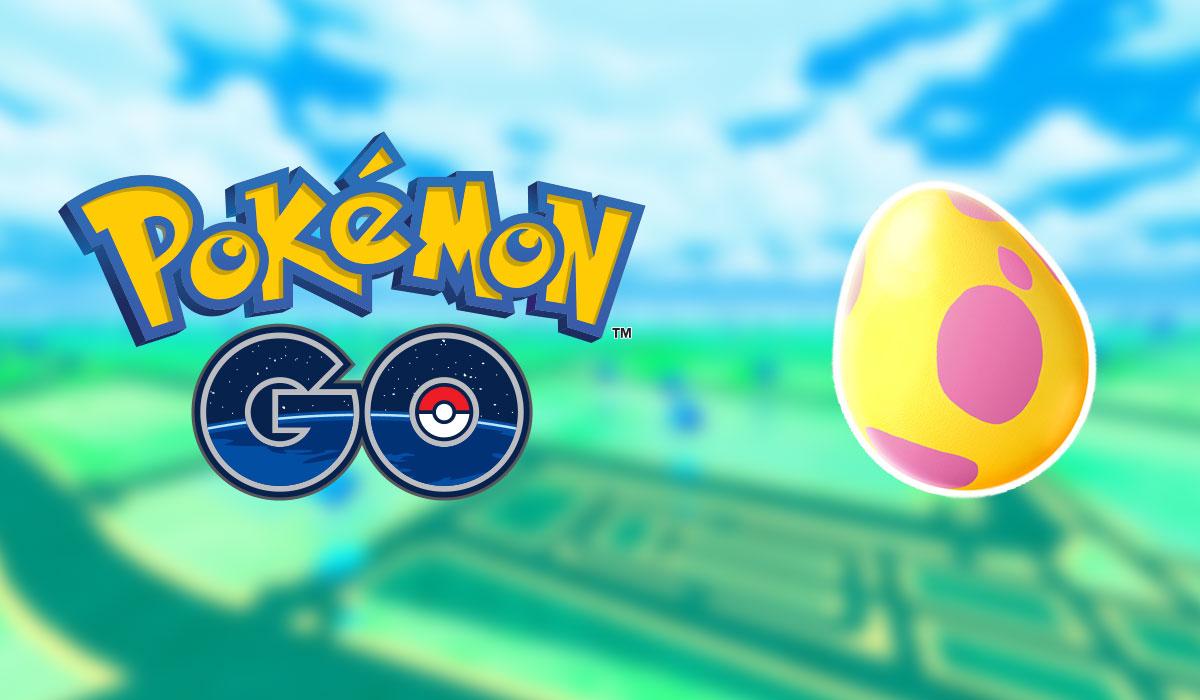 Formes Pokemon Go Alolan et Galarian à partir d'oeufs de 7 km