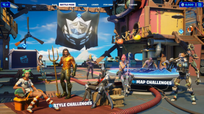 Fortnite Season 3 Leaks: nouvelle carte, skins, emotes, consommables et plus