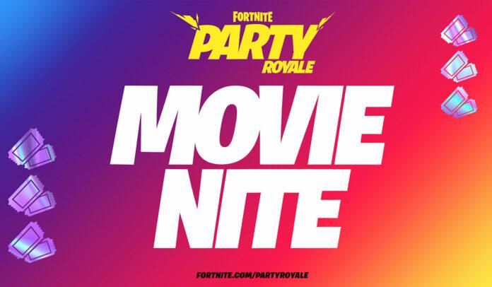 Fortnite organise une soirée cinéma Christopher Nolan ce vendredi
