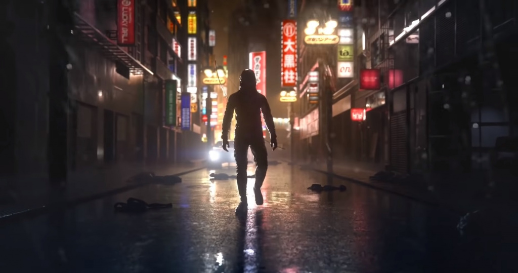 Ghostwire tokyo arrive sur Xbox One?