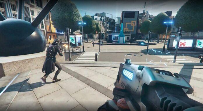 Hyper Scape est un nouveau jeu Battle Royale d'Ubisoft