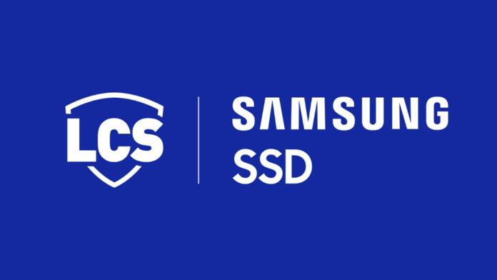 LCS annonce un partenariat majeur avec Samsung et introduit le segment Fast Five dans sa diffusion