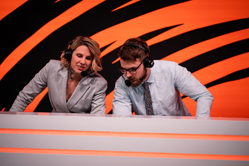 Casters de League of Legends LEC