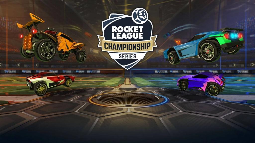 Rocket League Championship Series RLCS Saison 10 nouveau format divise régional divise la ligue hebdomadaire