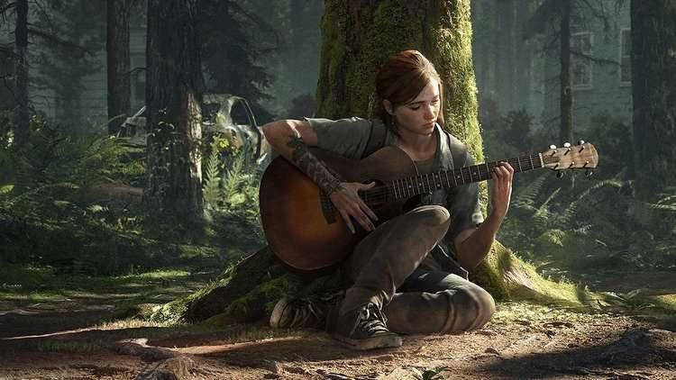 Last of Us Part 2 mini-jeu de chansons de guitare