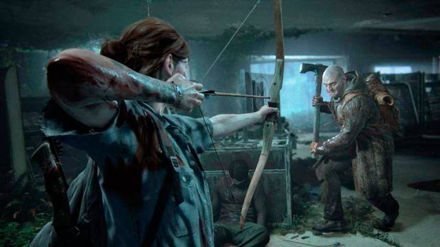Last of US 2 gore videos, Gore video during development of Last of Us 2, Stories of last of us 2