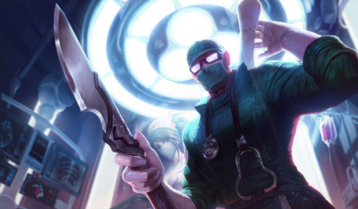 League of Legends vend des skins pour le soulagement COVID-19