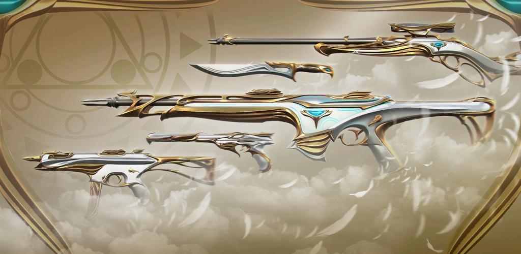 Fuite d'un paquet d'armes souveraines Valorant