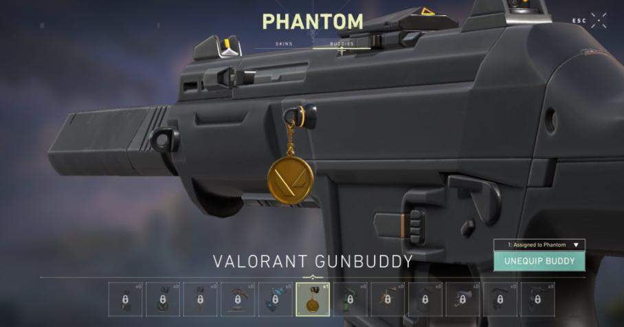Netter Treter Gun Buddy Valorant Prime Gaming Twitch Drops