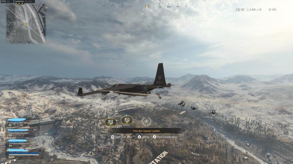 Call of Duty Warzone exploite une armure en argent