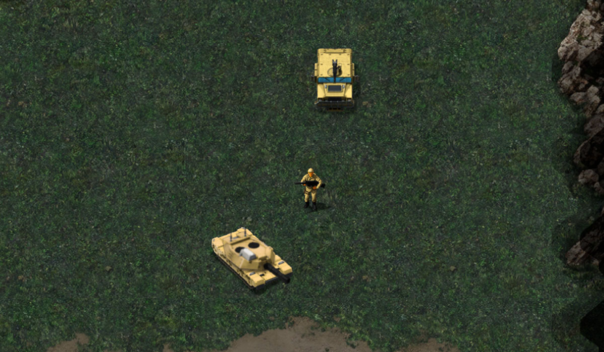 Maximum de joueurs aux commandes et conquérir remasterisé