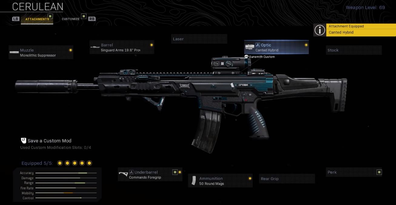 Meilleurs fusils Warzone Kilo 141