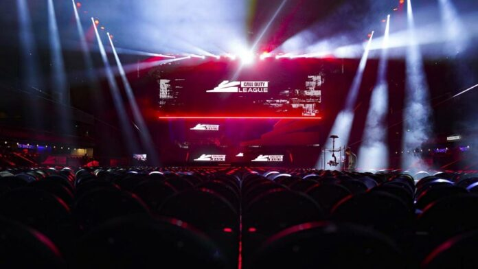 Minnesota RØKKR Home Series de Call of Duty League a été retardée