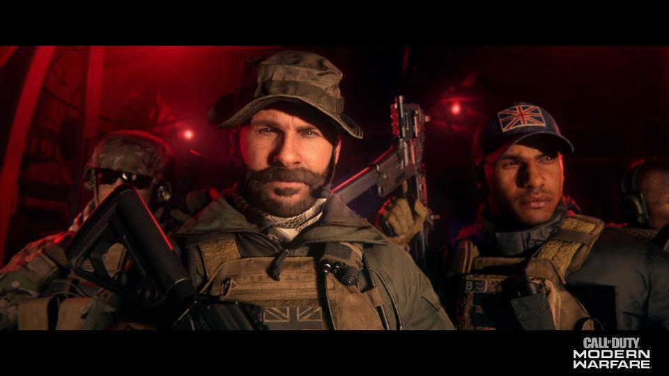 Nouvelle date de sortie pour Call of Duty: Modern Warfare Saison 4
