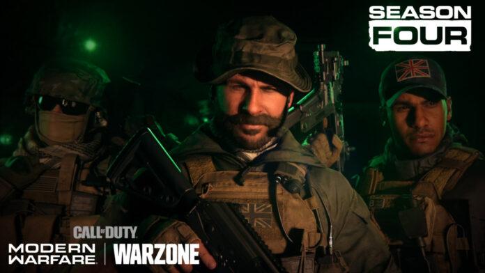 Modern Warfare et Warzone Season 4 Battle Pass récompensent les niveaux et comment débloquer de nouvelles armes