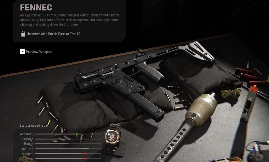 Modern Warfare Warzone Season 4 Battle Pass nouvelles armes