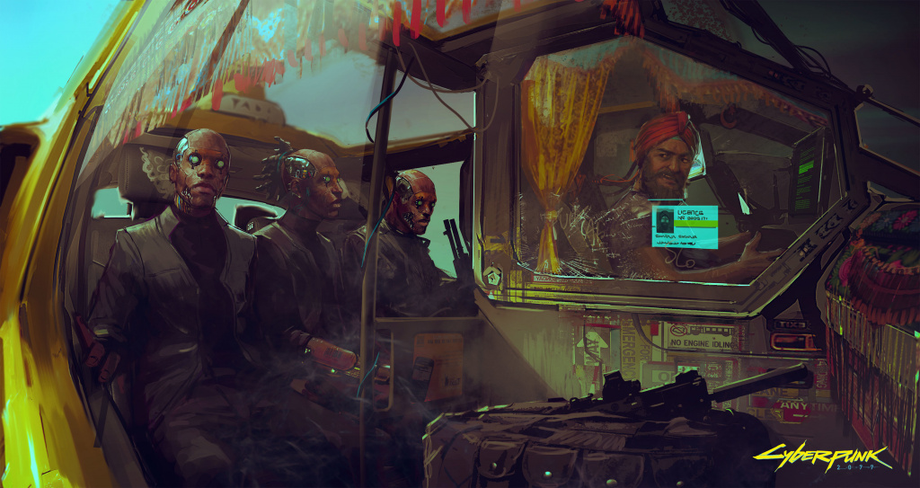 Cyberpunk 2077 Goodies Collection gratuit