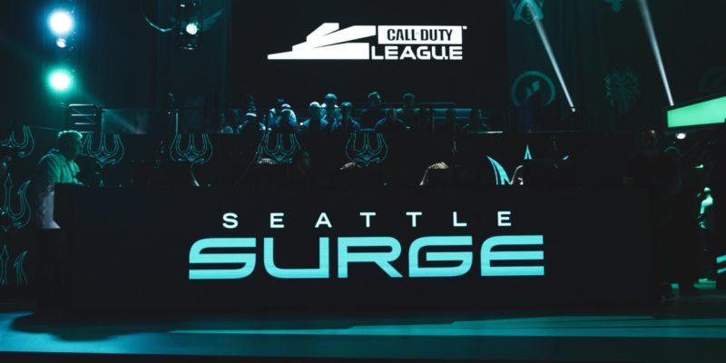 Seattle Surge Call of Duty League