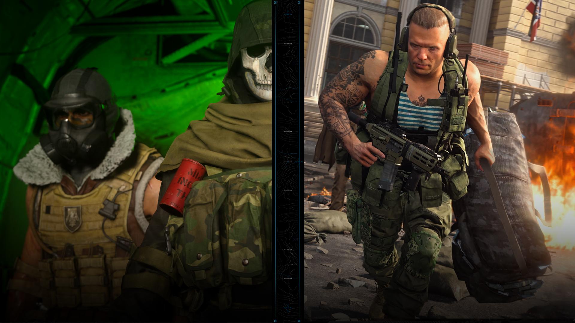 Paramètres de Call of Duty Warzone Pro