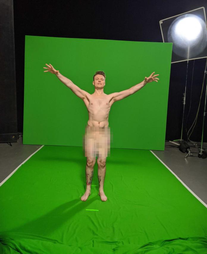 Quickshot LEC nude promo