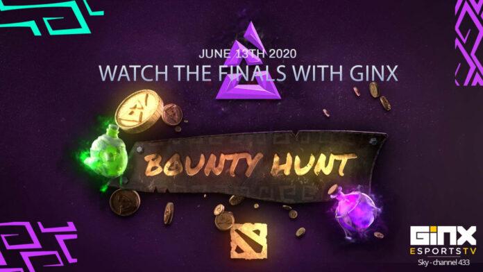 Résultats de BLAST Bounty Hunt Dota 2 - Team Secret écrase OG
