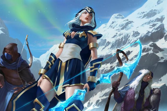 Legends of runeterra singleplayer, legends of runeterra new game modes, new regions, legends of runeterra the gauntlett, legends of runeterra labs