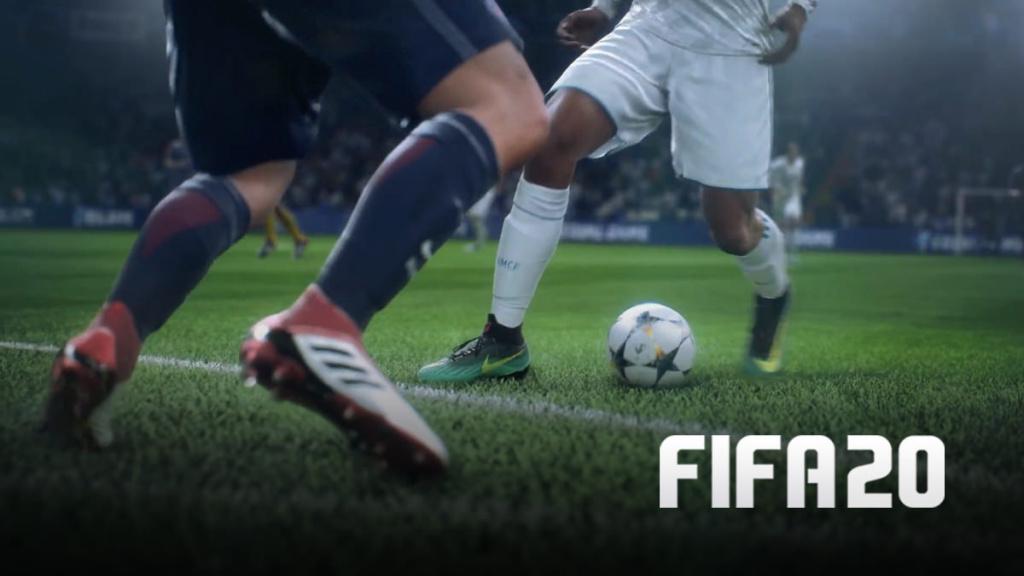 fifa 20 sky sports Premier League