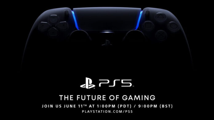 Sony PlayStation 5 reveal event