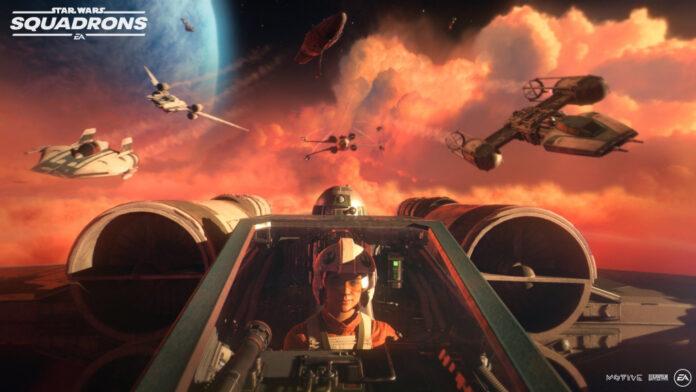 Star Wars: Squadrons révèle: bande-annonce cinématique, jeu croisé, prise en charge VR, prix et plus