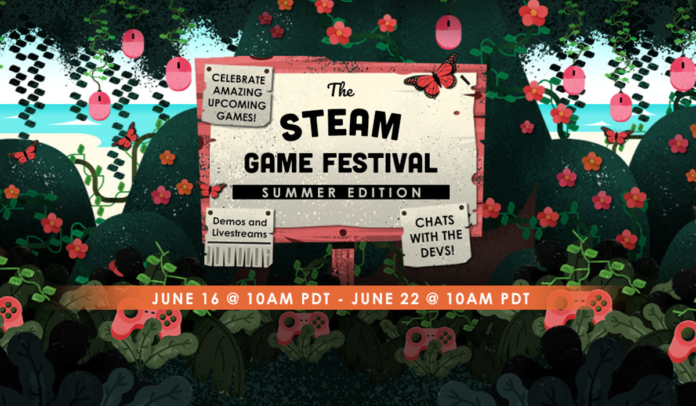 Steam Game Festival: Summer Edition est en cours