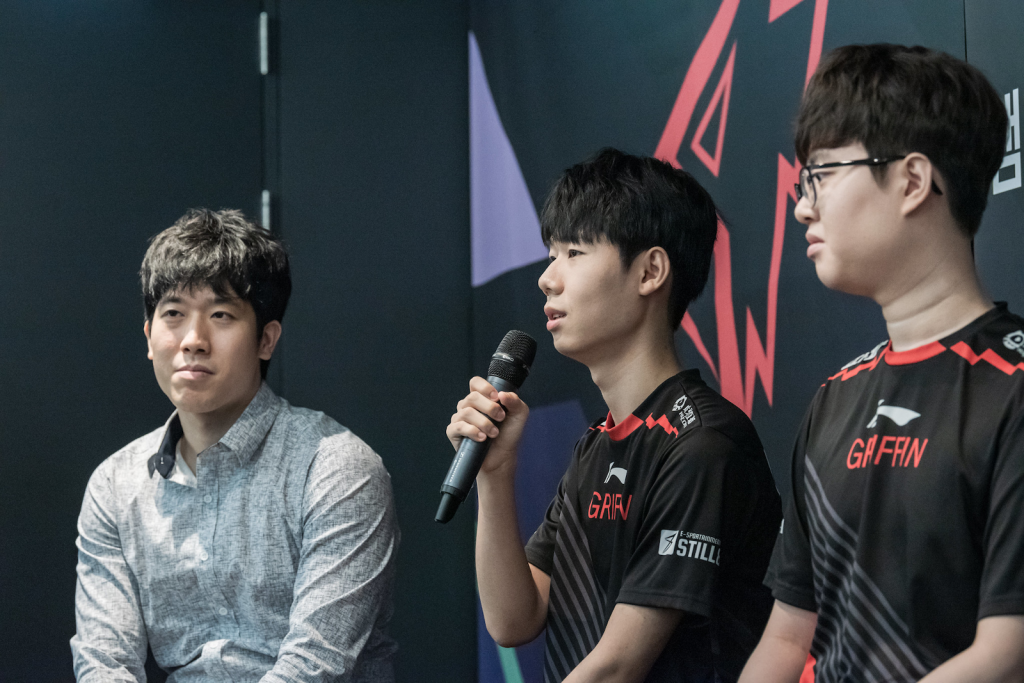 cvmax Sword quitte griffin league of legends lol se déplacer