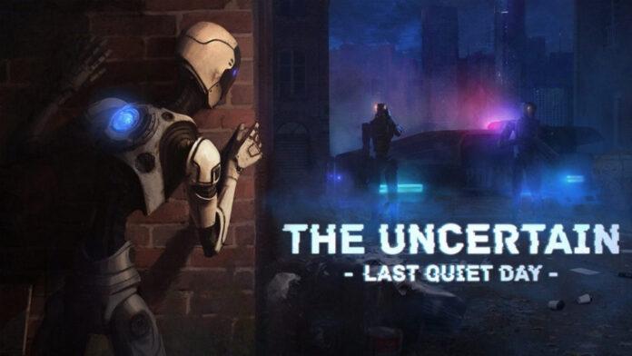 Téléchargez un jeu gratuit, The Uncertain: Last Quiet Day, sur Steam maintenant