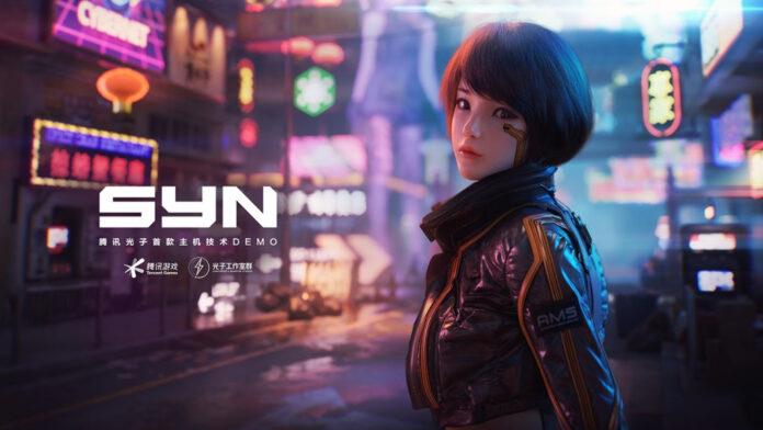 Tencent révèle SYN, un jeu cyberpunk FPS en monde ouvert