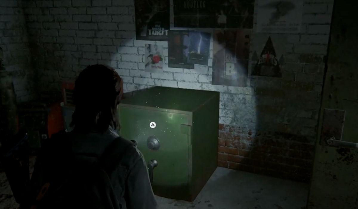 The Last of Us Part 2 Combinaison de sécurité pour garage Hillcrest
