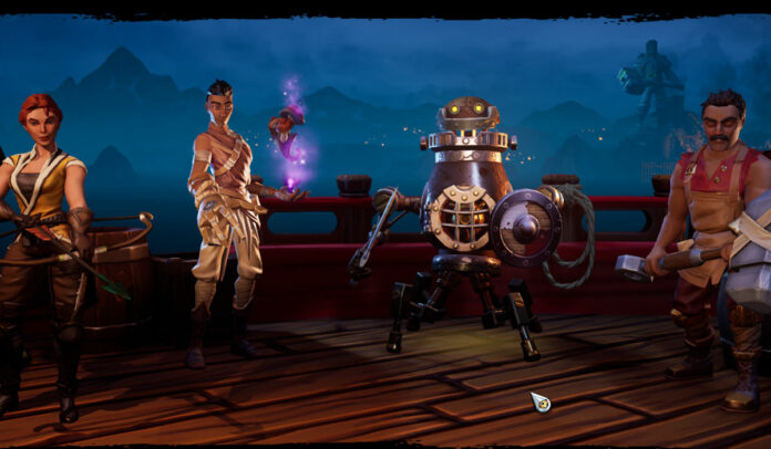 Torchlight 3 Classes de personnages - Journaliste Gamer