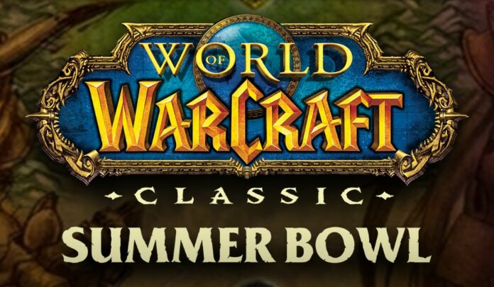 wow classic summer bowl pvp tournament signups schedule how to watch