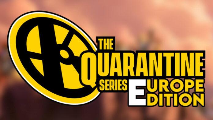 Tournoi Smash Ultimate The Quarantine Series Europe Edition: Calendrier et comment regarder