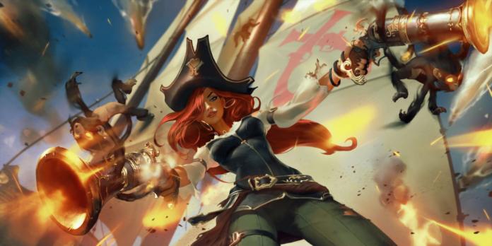 Un nouveau mode compétitif débutera avec Season of Fortune dans Legends of Runeterra