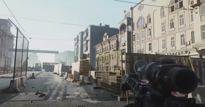 A look at the new Escape from Tarkov map, Streets of Tarkov