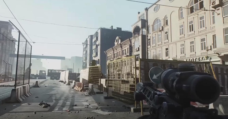 Un regard sur la nouvelle carte Escape from Tarkov, Streets of Tarkov